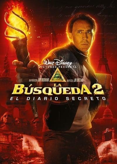 La búsqueda 2: El diario secreto