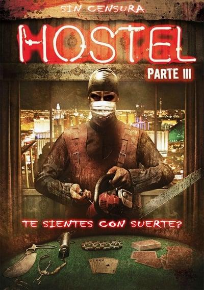 Hostel 3 (Hostel: Part III)