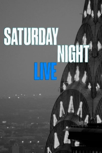 Saturday Night Live TV Show Poster