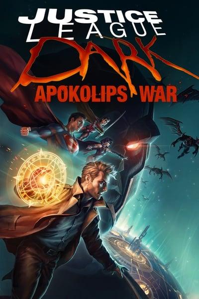 Liga de la Justicia Oscura – Guerra Apokolips