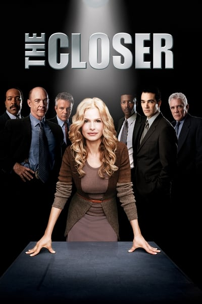 The Closer TV Show Poster