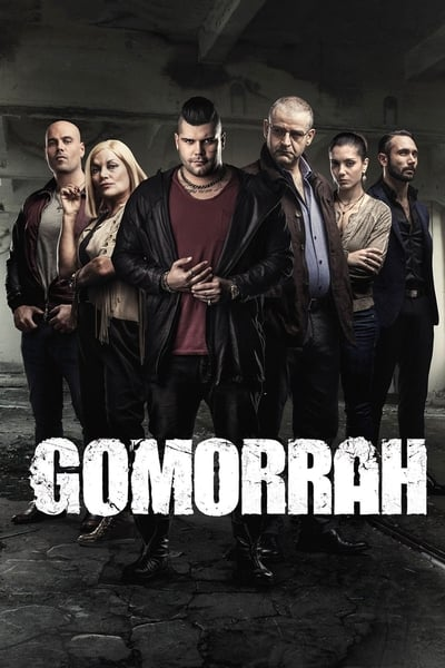 Gomorrah TV Show Poster