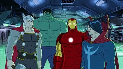 Команда «Мстители»: 3×7
