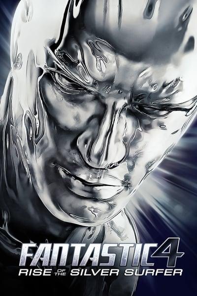 Los 4 fantásticos y Silver Surfer (2007)