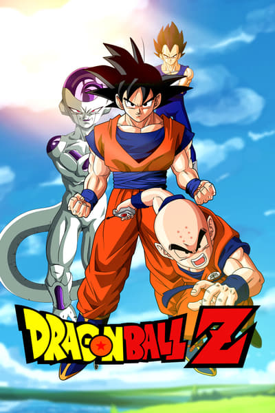 Dragon Ball Z TV Show Poster