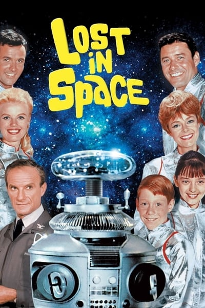 Lost in Space TV Show Poster