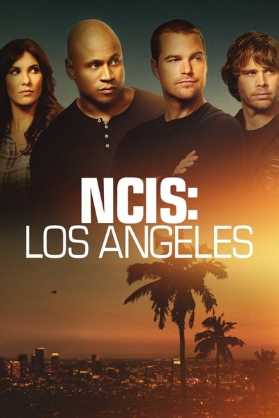 NCIS: Los Angeles TV Show Poster