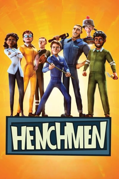 Henchmen / Supervillanos (2018)