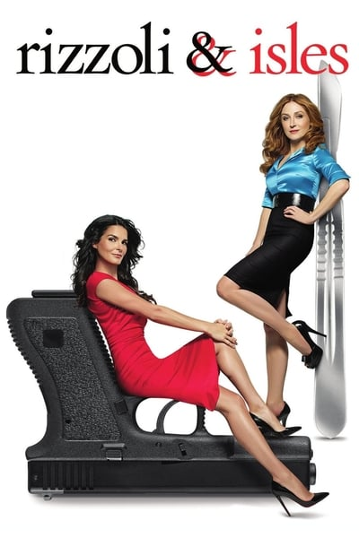 Rizzoli & Isles TV Show Poster