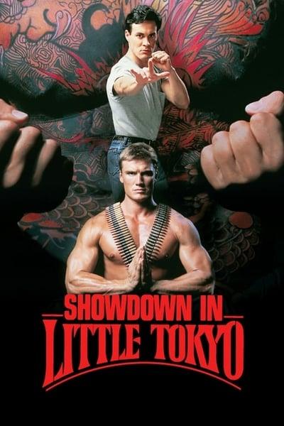 Watch Showdown In Little Tokyo 1991 Full Movie Online Free