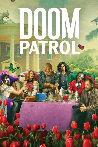 Doom Patrol TV Show Poster