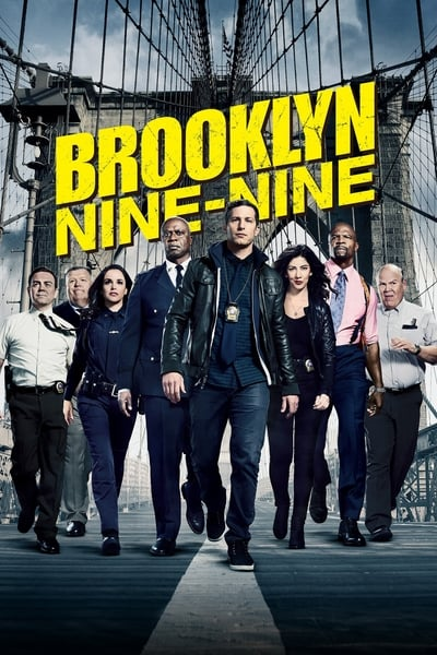 Brooklyn Nine-Nine TV Show Poster