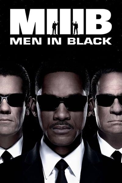 Men in Black 3 (Hombres De Negro III)