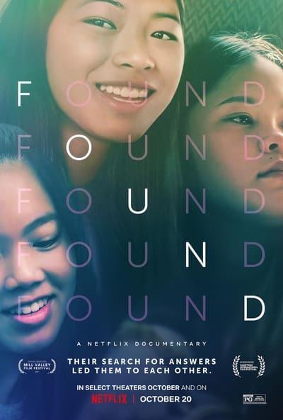 Found (Aquí me encuentro) (2021)