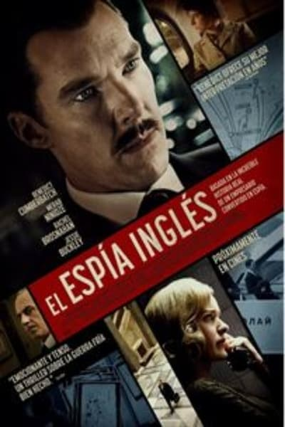 Ironbark: El espía inglés (2020)
