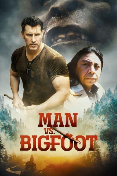 Man vs. Bigfoot (2021)