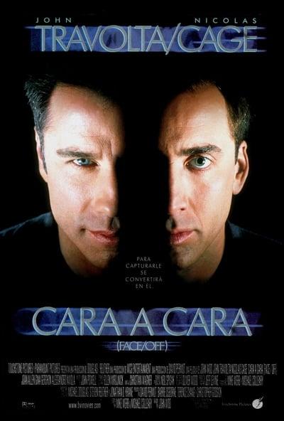 Cara a cara (Face/Off) (Contra/Cara)