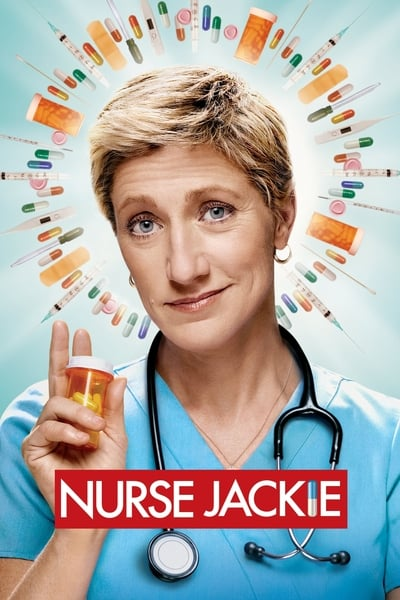 Nurse Jackie TV Show Poster