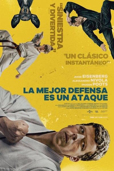 La mejor defensa es un ataque (The Art of Self-Defense)