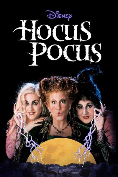 Hocus Pocus (El retorno de las brujas)