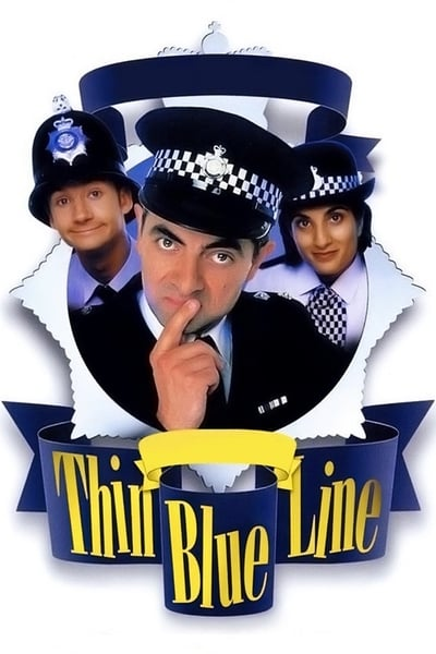 The Thin Blue Line TV Show Poster