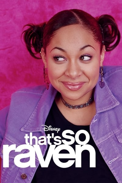 That's So Raven TV Show Poster