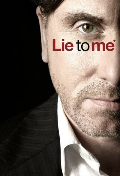 Lie to Me TV Show Poster