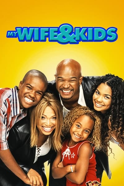 My Wife and Kids TV Show Poster