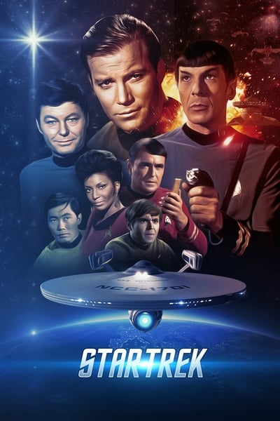 Star Trek TV Show Poster
