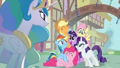 Мой маленький пони: Дружба - это чудо - кадр из мультсериала