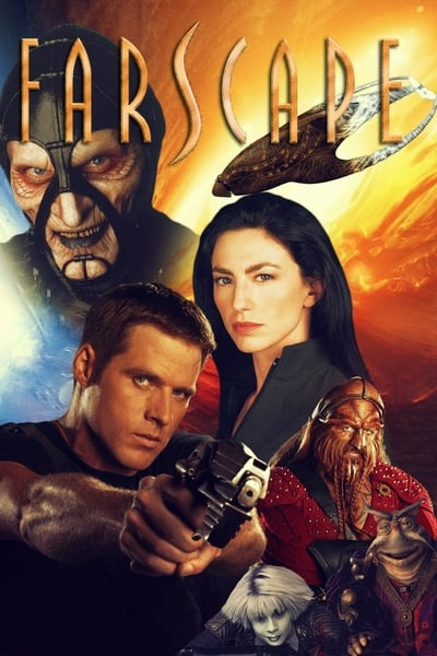 Farscape TV Show Poster