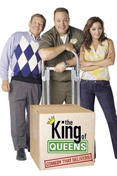 The King of Queens TV Show Poster