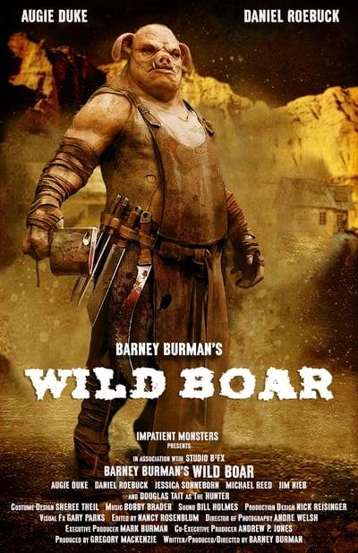 Barney Burman's Wild Boar (2019)
