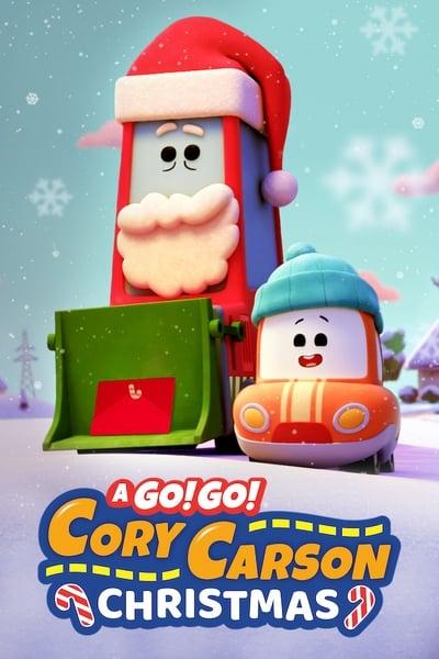 Tut Tut Cory Bólidos: Navidad (2020)