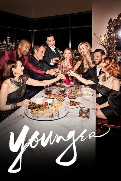 Younger TV Show Poster