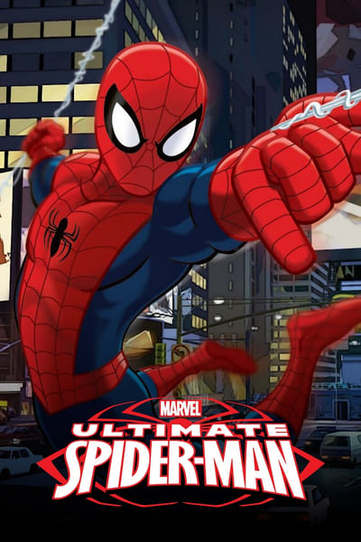 Marvel's Ultimate Spider-Man TV Show Poster