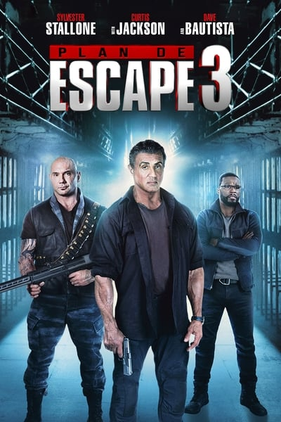 Plan de escape 3 (Escape imposible 3: El rescate)(Escape Plan 3)