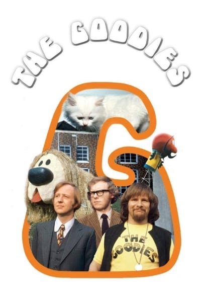 The Goodies TV Show Poster