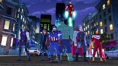 Команда «Мстители»: 3×1