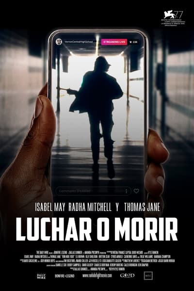 Luchar o morir (Run Hide Fight) (2020)