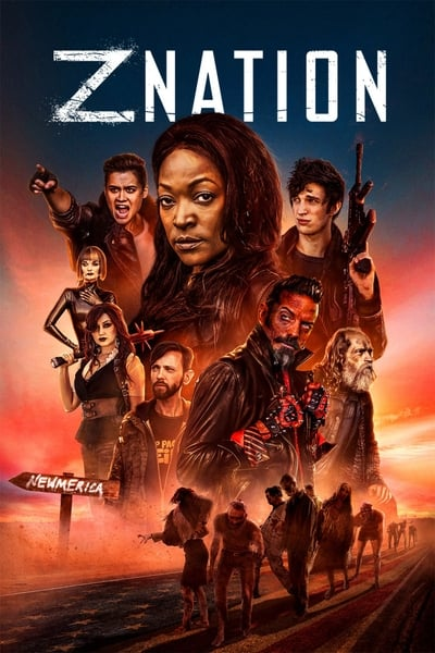 Z Nation TV Show Poster