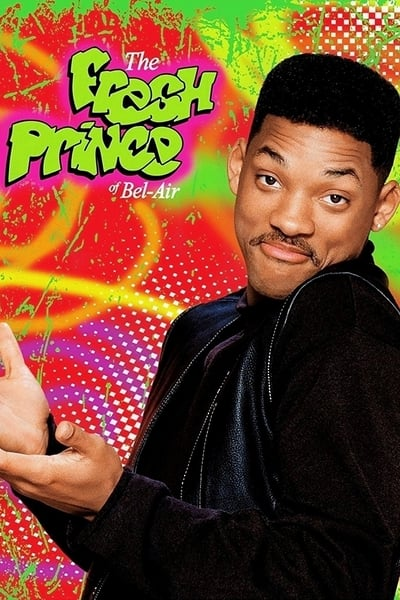 The Fresh Prince of Bel-Air TV Show Poster