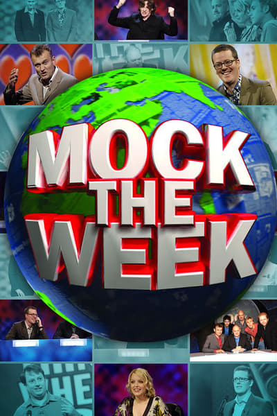 Mock the Week TV Show Poster