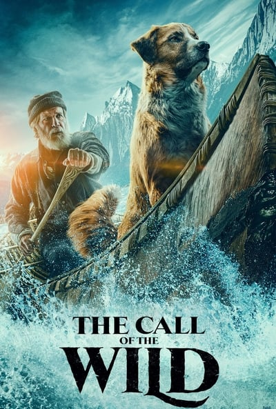 The Call of the Wild 2020 HDRip 400MB 480p Full English Movie Download