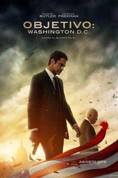 Objetivo: Washington D.C. (Angel Has Fallen) (Agente bajo fuego)