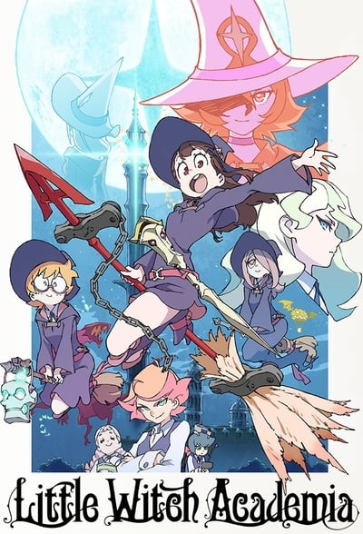 Little Witch Academia TV Show Poster