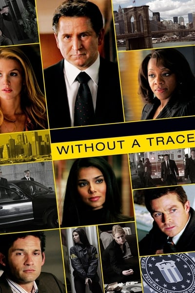 Without a Trace TV Show Poster