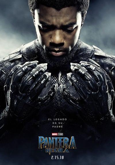 Pantera Negra (Black Panther) (2018)