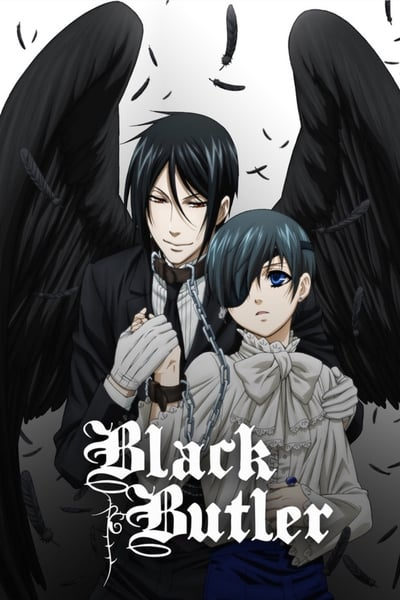 Black Butler TV Show Poster