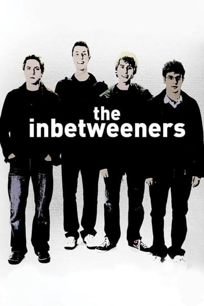The Inbetweeners TV Show Poster